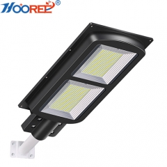 50W 75W 90W 150W 180W Motion Sensor Integrated All In One Solar Street Light