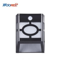 Cheaper price LED Solar Wall light Mounted Corridor Solar Retro Design Decorative light