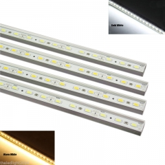 4PCS Free Shipping LED Rigid Strip 30 5630SMD DC12V 10W LED Rigid Bar with Aluminum Alloy Shell LED Bar Light