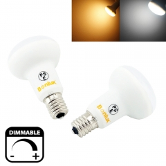 5W E17 Screw Base Dimmable LED Bulb Light R16 R14 5730 SMD LEDs Lamp wiht 40W Halogen Bulb Equivalent-Pack of 4