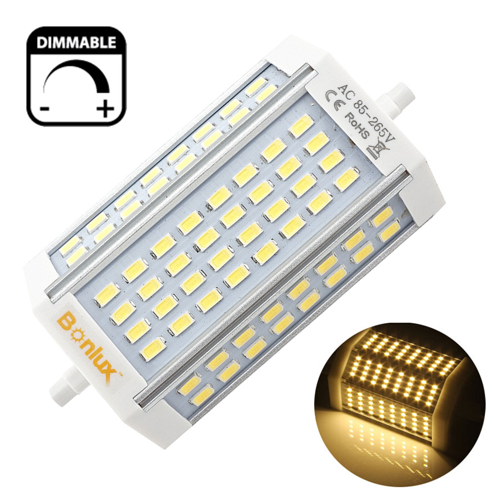 rs7 led simple leshp led bulbs led w lm rs mm v k warm white bulbs double ended tungsten. Black Bedroom Furniture Sets. Home Design Ideas