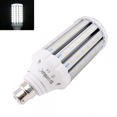 30W BC LED Corn Lamp 250W Equivalent Bayonet B22 LED Retrofit Light Bulb for Workshop Garage Barn Backyard Garden Pathway Post Street Light