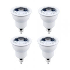 E11 LED Bulb 50W Mini Candelabra Base Halogen Equivalent, 5w LED E11 Dimmable Bulb, 120° Beam Angle E11 Spotlight COB Led Light Bulbs