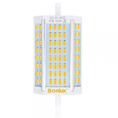 Bonlux 30W R7S J118 LED Bulb T3 R7S Dimmable Light J Type  Double Ended 300W Halogen R7S 118MM LED Floodlight Replacement Lamp