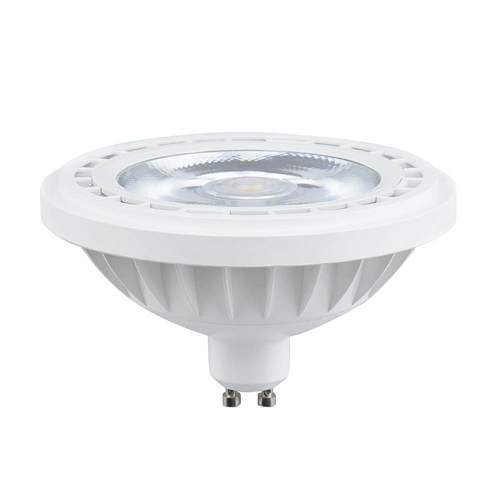 Bonlux LED AR111 Light Bulb GU10 Base Spotlight - 12W ES111 COB LED Reflector Light (100W Halogen Bulb Equivalent) - 24°Beam Angle GU10 Recessed Track