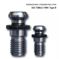 ISO LDB30 LDB40 LDB50 LDB60 Pull Stud With Coolant Hole or Not