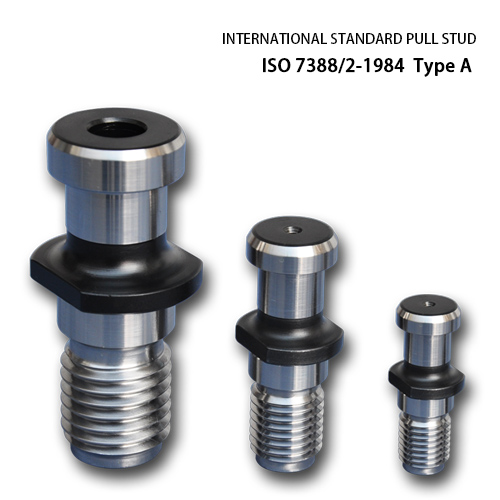 ISO LDA20 LDA25 LDA30 LDA40 LDA40 LDA50 LDA60 Pull Stud With Coolant or Not
