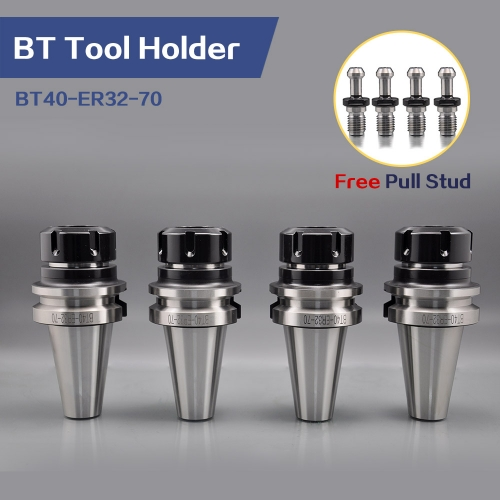 BT40-ER32-70 CNC Lathe Tool Holder Milling Chuck Holder