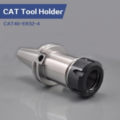 CAT40-ER32-4 CNC Lathe Tool Holder Milling Chuck Holder
