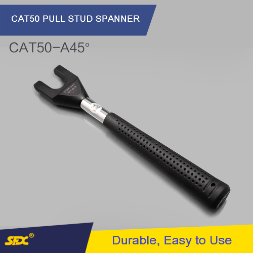 CAT50 Pull Stud Spanner Fits CAT50-A45 Degree Pull Stud
