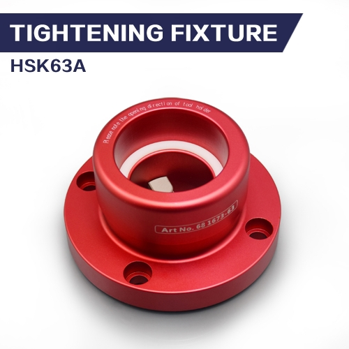 HSK63A Tool Holder Tightening Fixture  HSK CNC Tool Holder Tightening Fixture Easy to Use