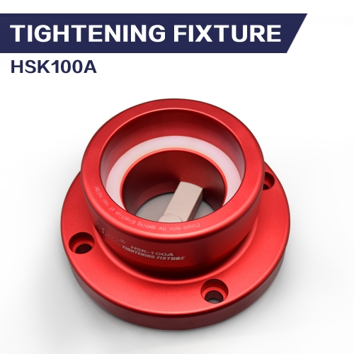 HSK100A Tool Holder Tightening Fixture HSK CNC Tool Holder Tightening Fixture Easy to Use