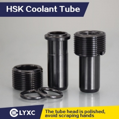 HSK Coolant Tube, HSK63/HSK100 Coolant Tube Wrench for HSK Holders