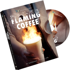 Flaming Coffee by SansMinds