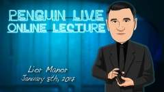 Lior Manor LIVE (Penguin LIVE)