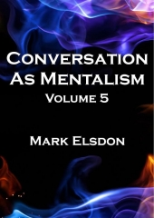 Conversation As Mentalism #5 by Mark Elsdon