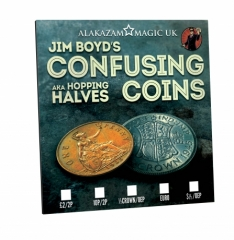 Jim Boyd and Alakazam - Confusing Coins