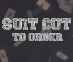 Suit Cut to Order by Erik Tait