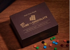 Cube To Chocolate by Henry Harrius