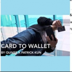 Card to Wallet by Quiver