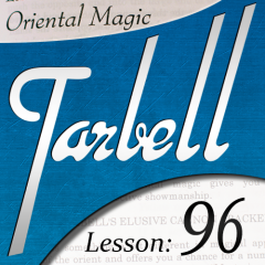 Tarbell 96: Oriental Magic