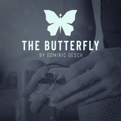 The Butterfly by Dominic Oesch