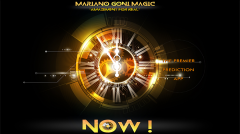 NOW! iPhone Version (Online Instructions) by Mariano Goni Magic