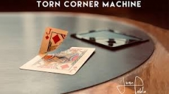Torn Corner Machine 2.0 by Juan Pablo