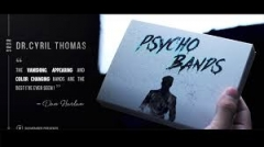 Psycho Bands by Cyril Thomas & Calvin Liew