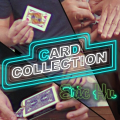 Card Collection by Eric Hu