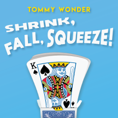 Shrink, Fall, Squeeze presented by Dan Harlan