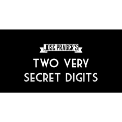 Two Very Secret Digits By José Prager