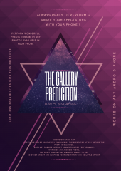 The Gallery Prediction by Amir Mughal