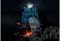 Tackling Terrifying Taboos 3 by Jamie Daws