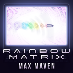 Rainbow Matrix by Max Maven