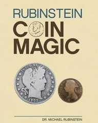 Rubinstein Coin Magic by Michael Rubinstein