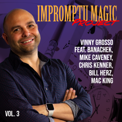 Impromptu Magic Project Volume 3