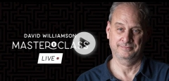 David Williamson Masterclass: Live Live lectu're by David Williamson(Week 1-3))