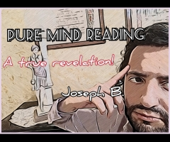 PURE MIND READING by Josep-h B