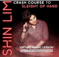 Crash Course Ep 1 The Ambitious Card by Shin Lim