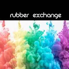 Rubber Exchange 2.0 by Joe Rindfleisch