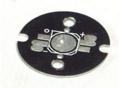有铅单面铝基黑阻焊PCB