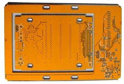 有铅双面黄阻焊PCB