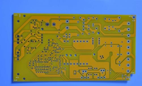 PCB单面板