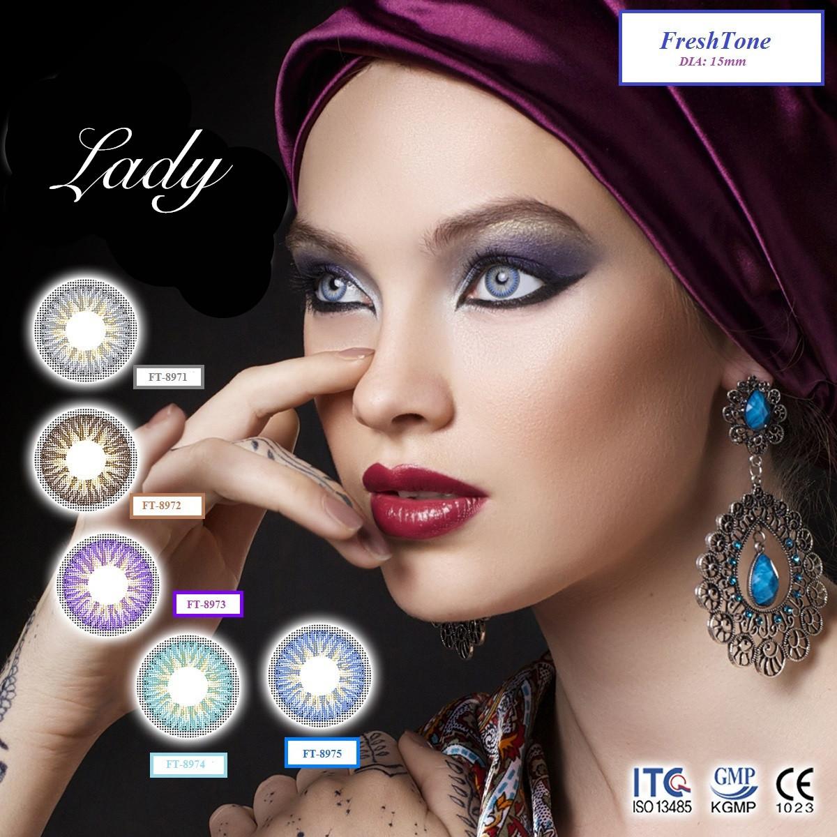 FreshTone Lady