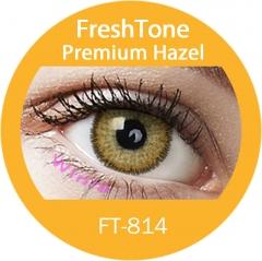 FreshTone Premium- premium hazel color