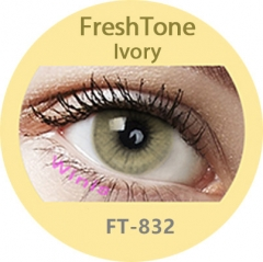 FreshTone Super Naturals - ivory color