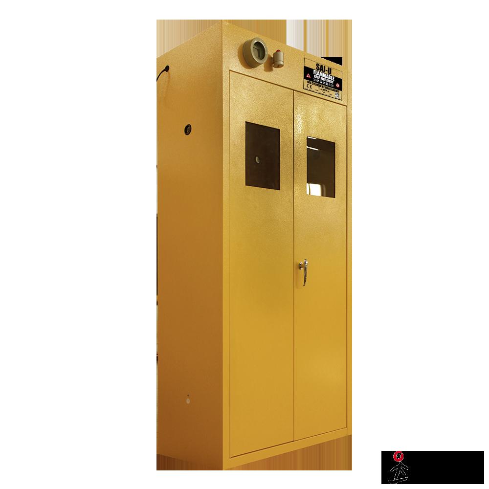 sc 1 st  Shanghai SAI-U & Gas Cylinder Storage Cabinet (2 Bottles)