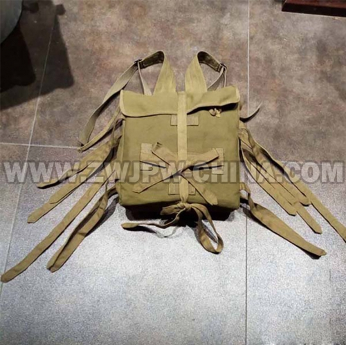 Japan WW2 Army Octopus Canvas Shoulder Bag