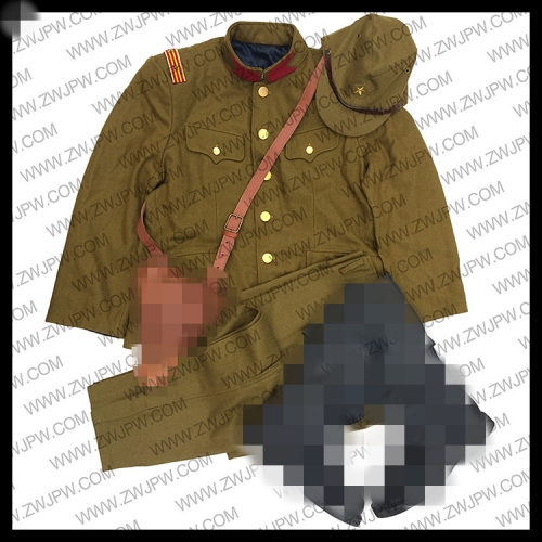 Japan WW2 Army Zhao Wu General Uniform Set